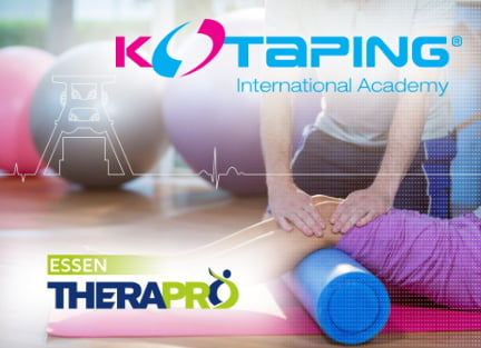 K-Taping @ TheraPro Essen